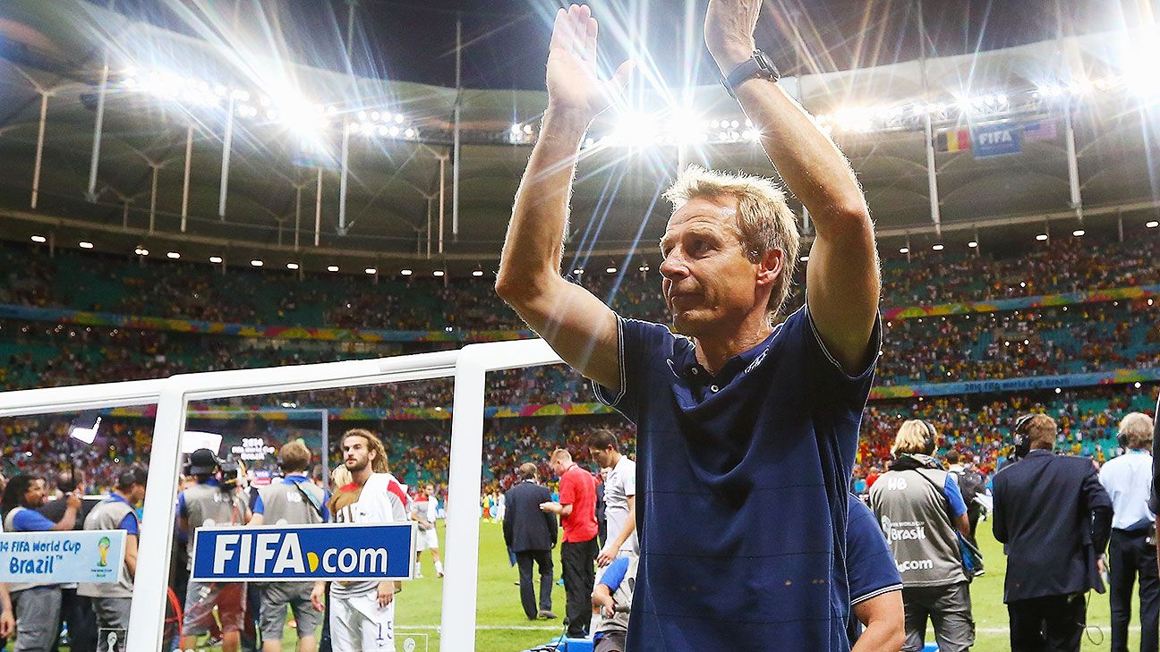 The next cycle will be the rest test for Klinsmann: to see whether he can build off what he's started.