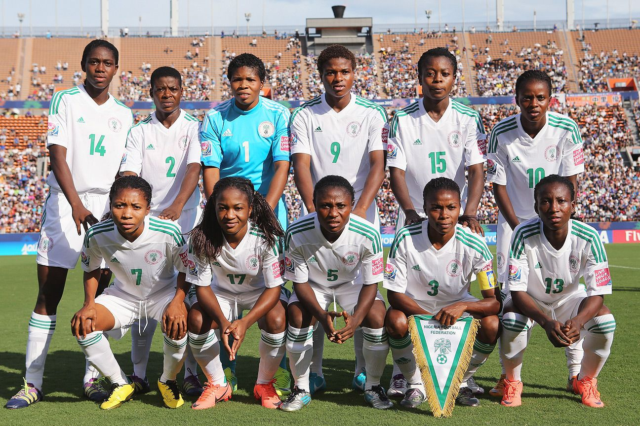 Nigeria finished fourth at the 2012 Under-20 Women's World Cup.