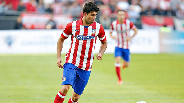 Chelsea fans hope the arrival of Diego Costa will solve the club's striker conundrum.