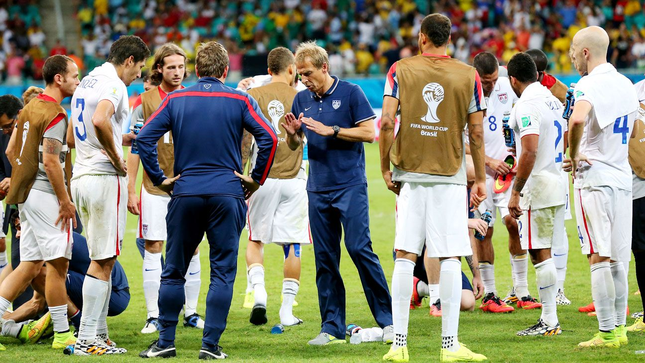 Klinsmann got the most out of his squad in Brazil, but our experts feel he needs to diversify his tactics.