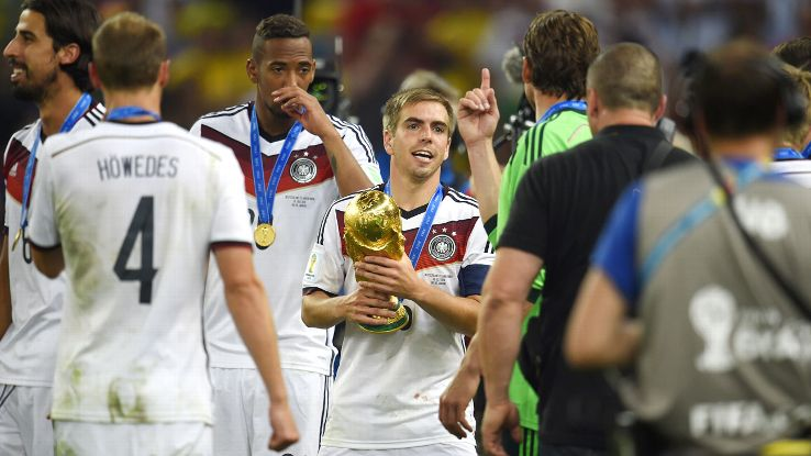 Lahm has had a distinguished career with the German national team, leaving on a high note.
