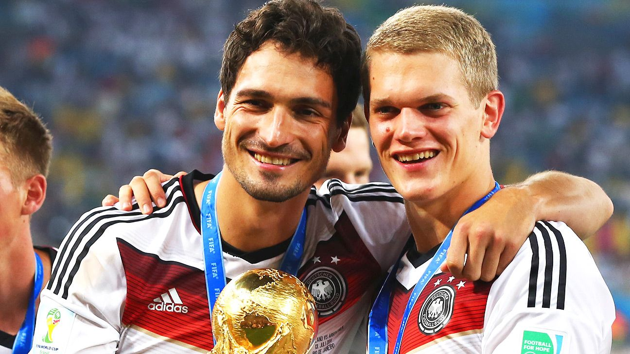 Ginter isn't being signed to replace Mats Hummels but rather to complement his defensive talents.