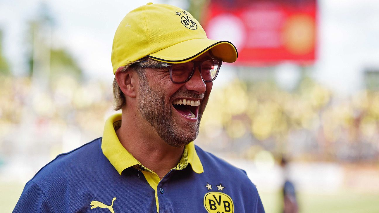 Borussia Dortmund's ability to land their top targets this summer has given manager Jurgen Klopp every reason to smile.