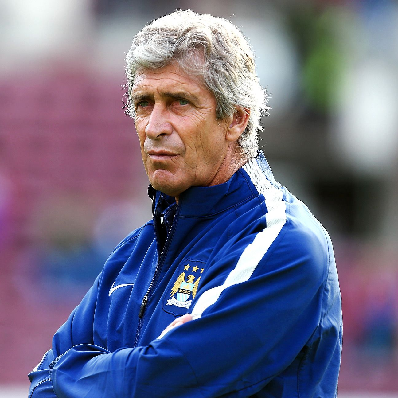 Man City boss Manuel Pellegrini will be keeping a close eye on the club's youth products during preseason.