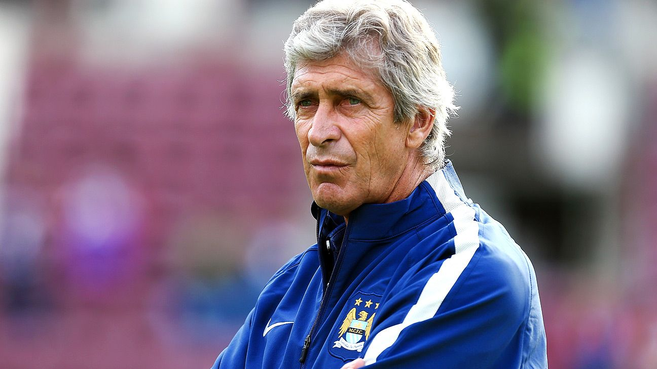 Manuel Pellegrini and Man City's preseason prep is a slick sign of the times.