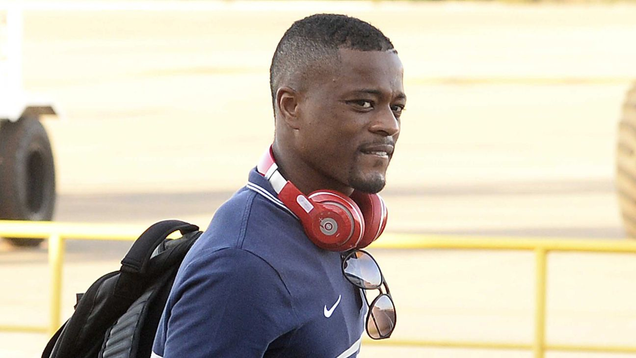 Image result for PATRICE EVRA
