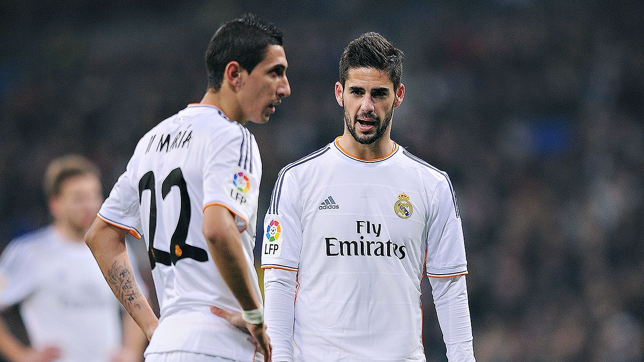 This summer's signings will affect great players like Angel Di Maria and Isco, but that's life.