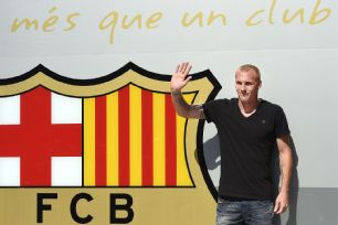 Mathieu will help Barcelona at the back but he's an expensive temporary solution.