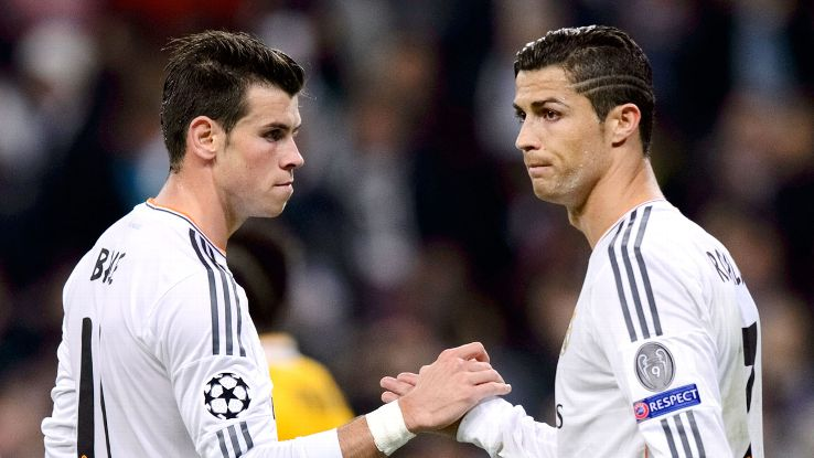 Surprisingly, Cristiano Ronaldo and Gareth Bale represent shrewd business, as they are peaking at Real instead of arriving at their best.