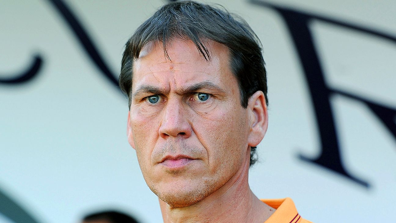 Rudi Garcia turned Roma around sharply and has the club on a positive track.