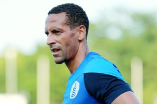 Rio Ferdinand is old but still gives QPR an instant upgrade at the back.