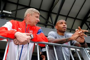 The relationship between Wenger and Henry is one of mentor and apprentice, with plenty of mutual respect.