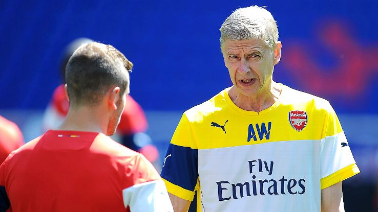 Wenger and Arsenal have reinforced their squad but still need more power in midfield.