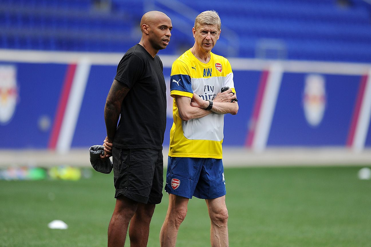 Thierry Henry as the next Arsenal manager? Here are the pros and cons