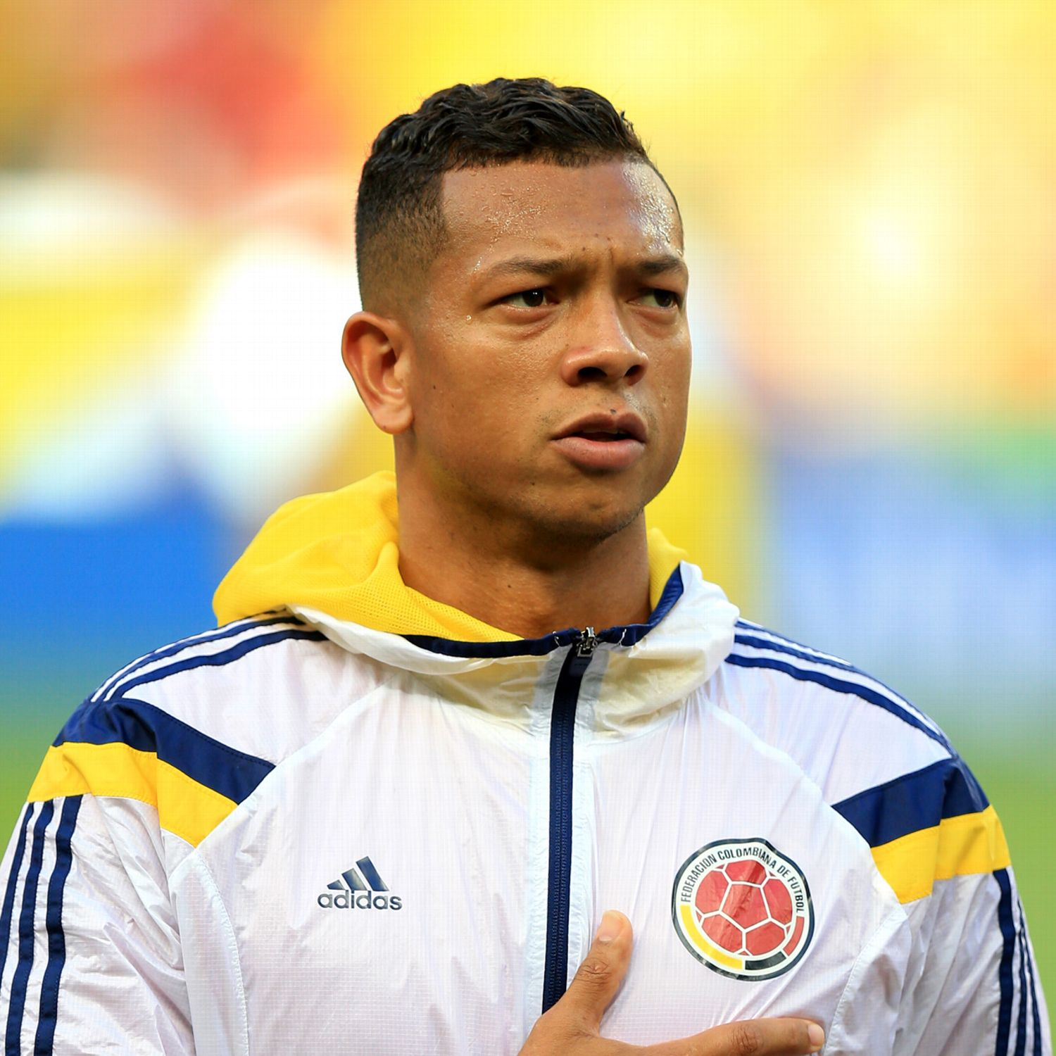 Fredy Guarin says Inter Milan can challenge for Serie A