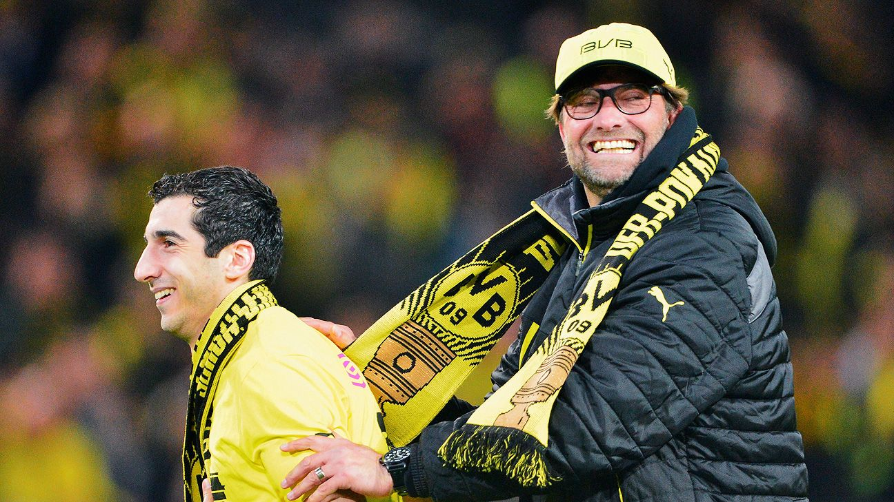 Jurgen Klopp has high hopes for Mkhitaryan and got the most from him late last season.