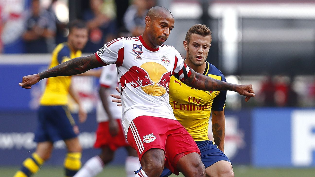 The result between Arsenal and the Red Bulls didn't matter; this was about the fans.
