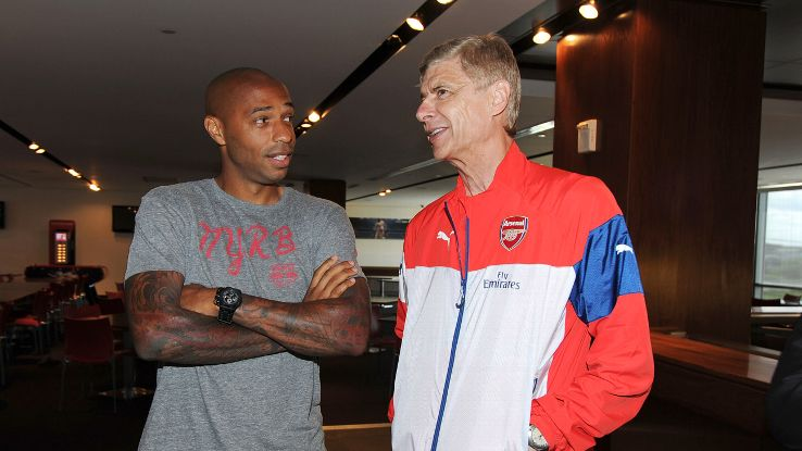 Thierry Henry also returned to Arsenal briefly, a nostalgic and pragmatic move.