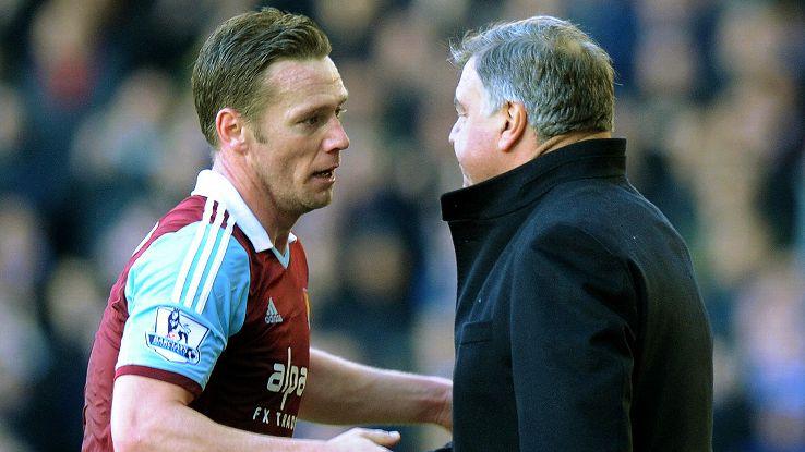 Kevin Nolan has always had the trust of current West Ham boss Sam Allardyce.