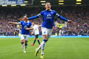 Ross Barkley enjoyed a breakthrough 2013-14 season at Everton.