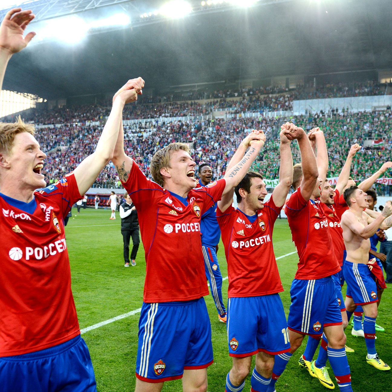 CSKA Moscow sneaked to their second straight league title last season. Can they do it a third time?
