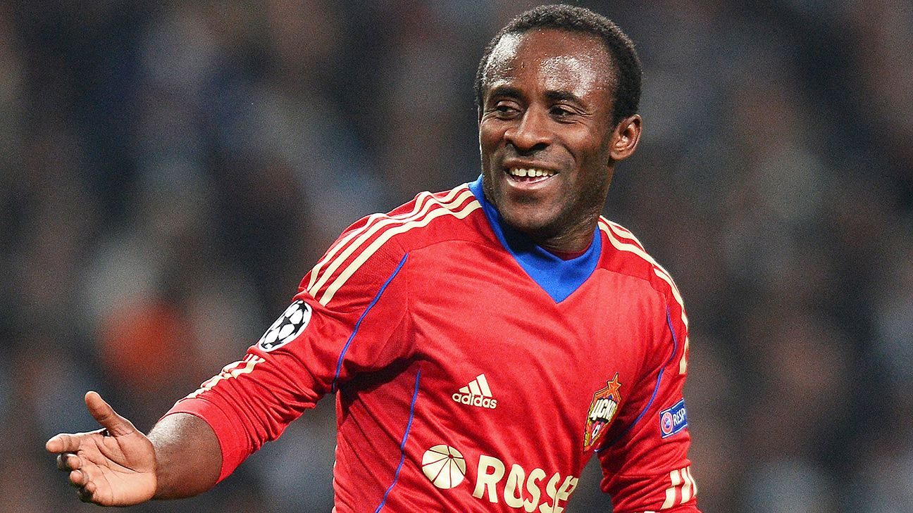 Pacy striker Seydou Doumbia led the league in scoring last season.