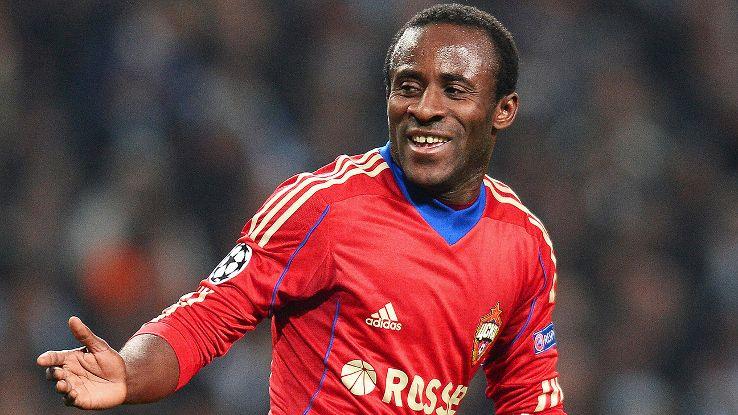 Pacy striker Seydou Doumbia led the league in scoring last season.