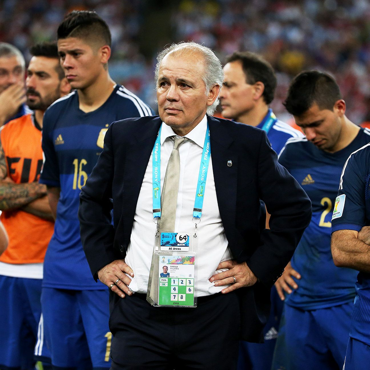 With Sabella set to step down as Argentina manager, the nation's football is at an intriguing junction.