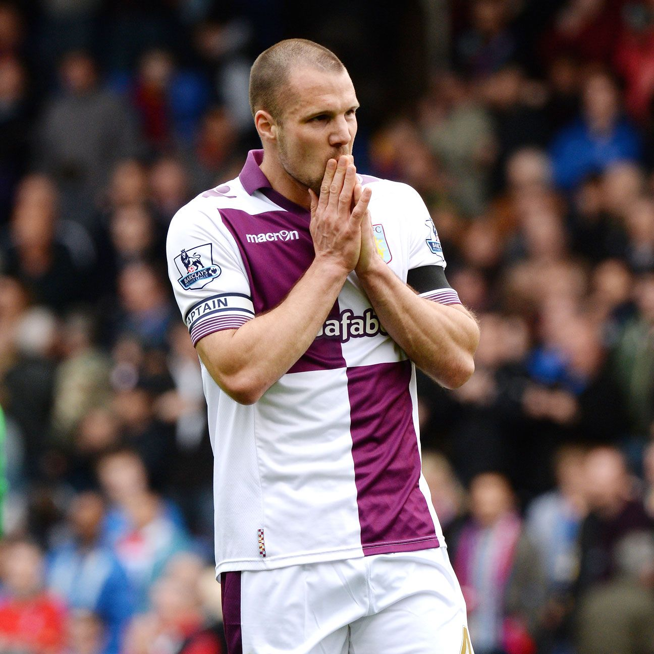 Aston Villa defender Ron Vlaar has become a coveted transfer target after his stellar World Cup performance with the Netherlands.