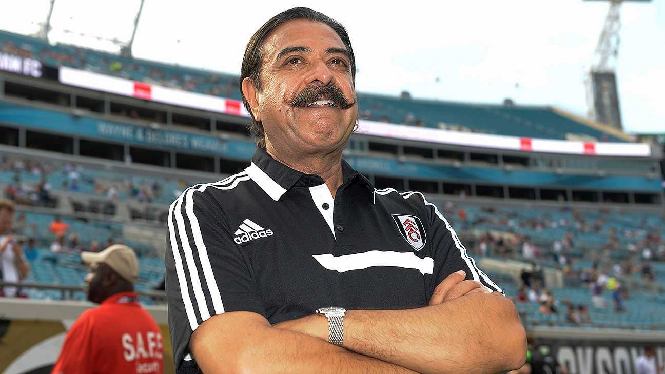 Shahid Khan brought Fulham to Jacksonville to face D.C. United, who gained little from the journey.