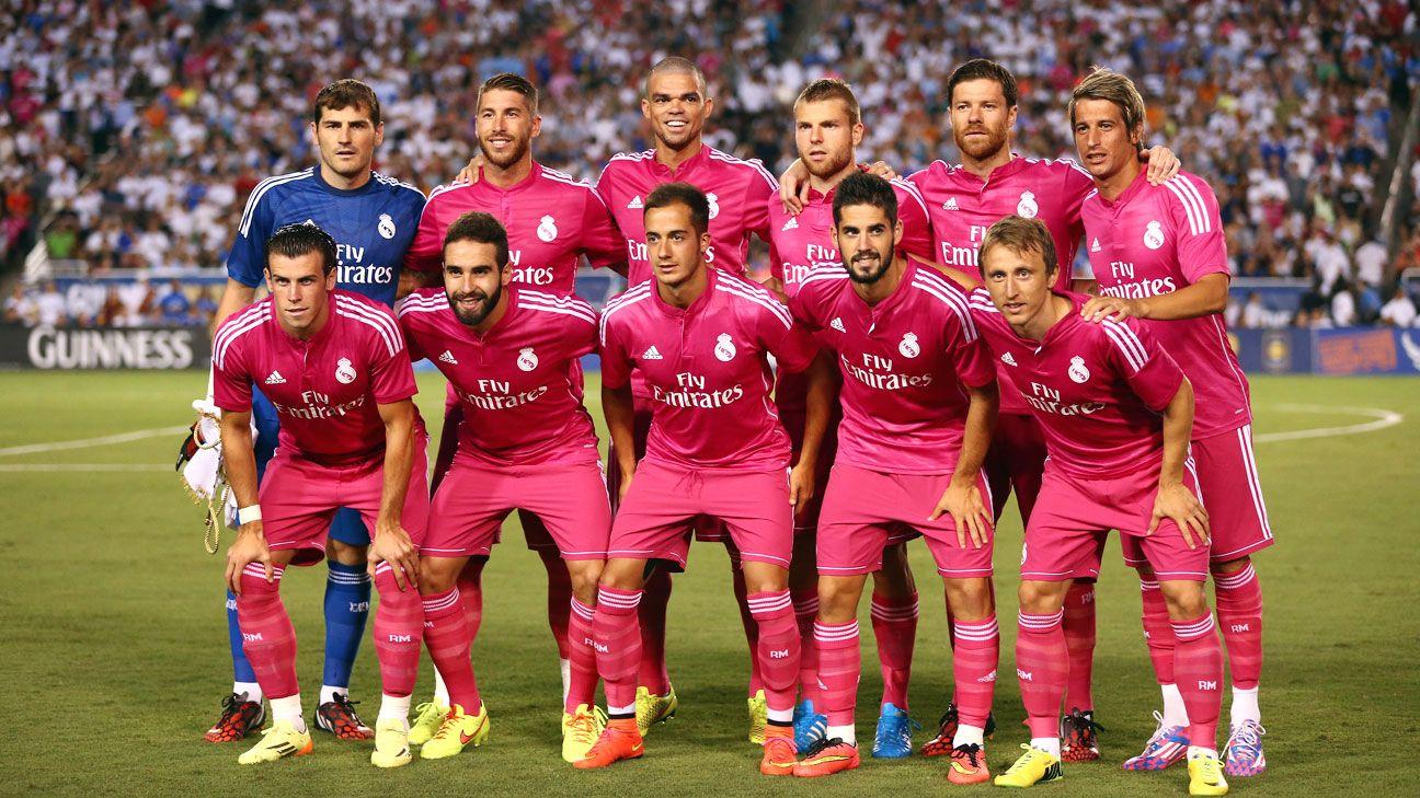 Real Madrid look beyond friendlies - ESPN FC