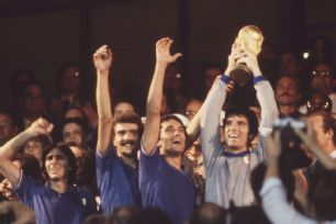 Dino Zoff's crowning achievement was captaining Italy to World Cup glory in 1982.