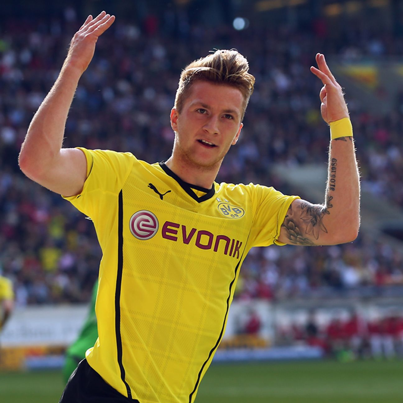 Marco Reus returned to Borussia Dortmund in 2012 and helped lead the team to the 2013 Champions League final.