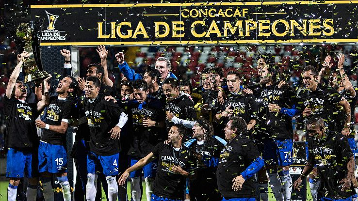 Cruz Azul will face a tough Alajuelense side in Group 6 to open their CONCACAF Champions League title defense.
