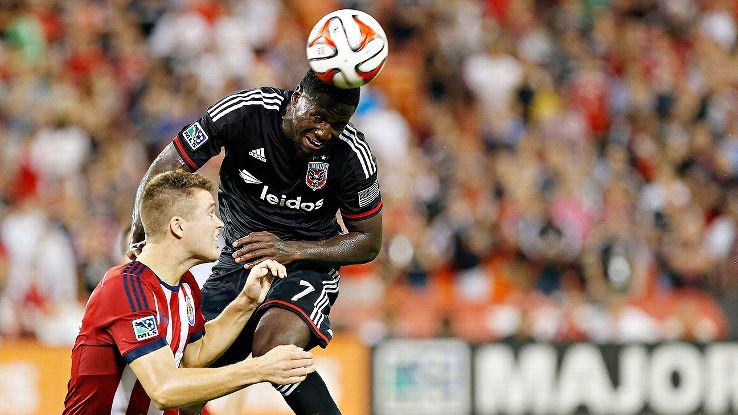 Eddie Johnson and D.C. United have a fairly straightforward path out of Group 4.