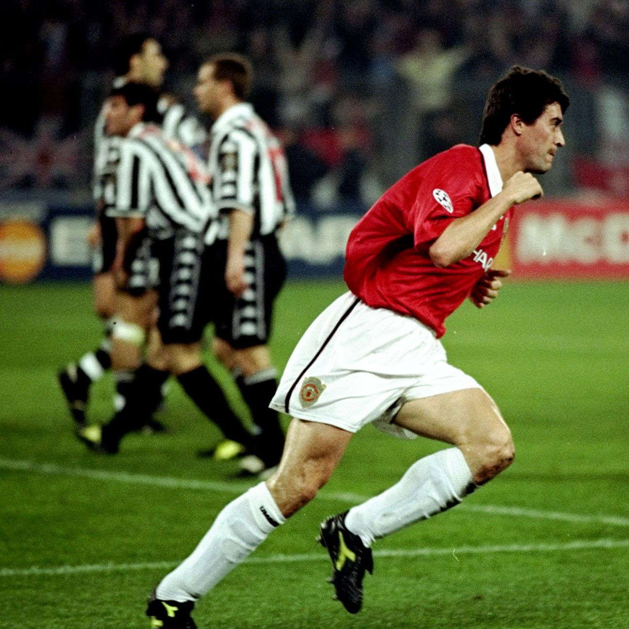 Roy Keane was the inspiration behind one of the finest wins in Man United history.