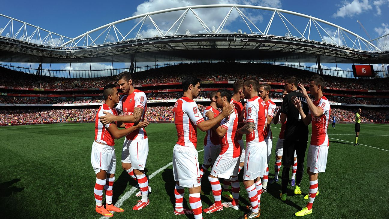 Five things we learned from the Emirates Cup