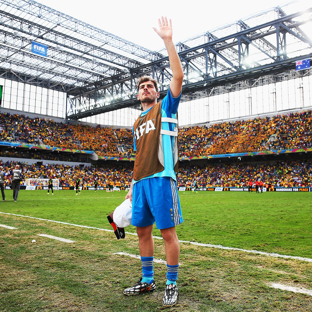 Iker Casillas' situation differs from Xavi, but he too faces a serious fight to remain relevant.