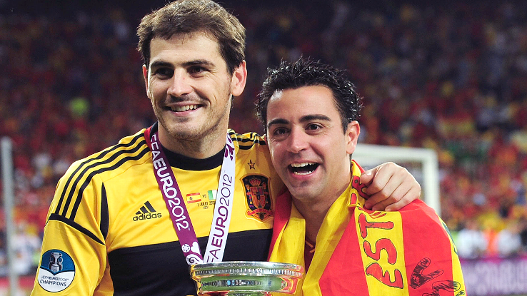 Footballing legends Xavi and Casillas now face the hardest season of their careers in 2014-15.
