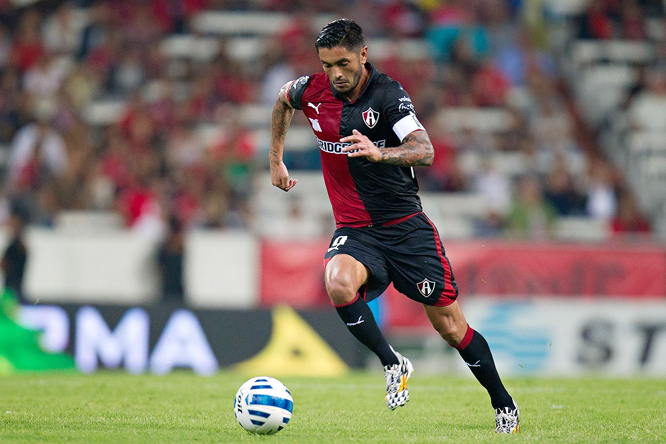 Rodrigo Millar has spearheaded Atlas' surprising Apertura campaign.