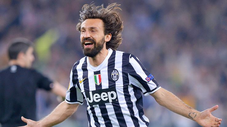 In deploying Xavi properly, Barca could learn from the way in which Andrea Pirlo has been used.