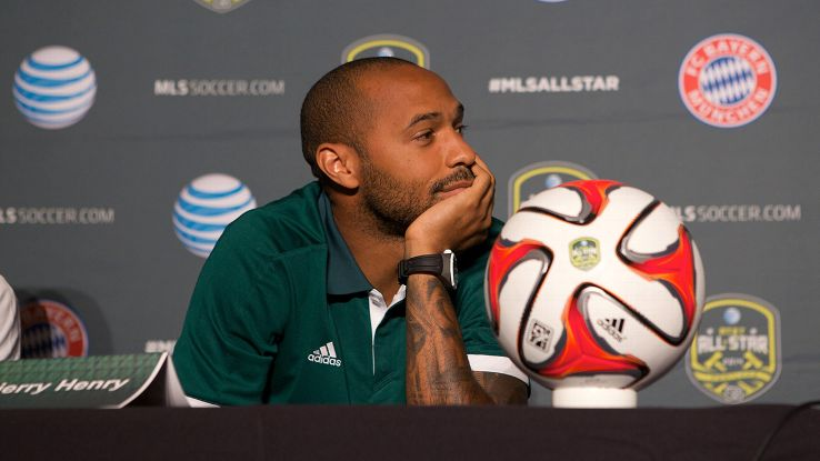 Like Beckham, Henry didn't just end his career in MLS -- he broke fresh ground.