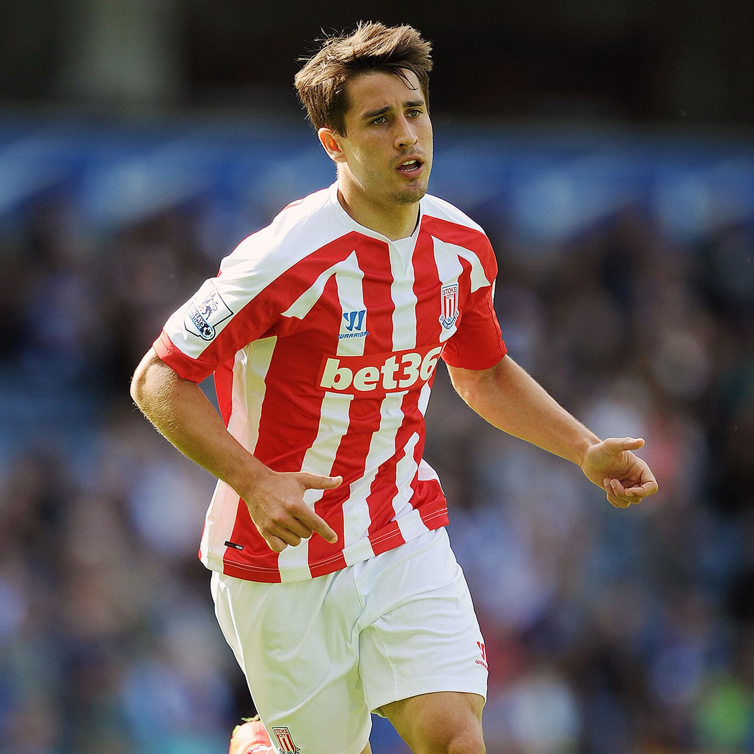 Epl Matches Live On Rcti Indonesia Tv Channel: Bojan Continuing To Turn Heads At Stoke