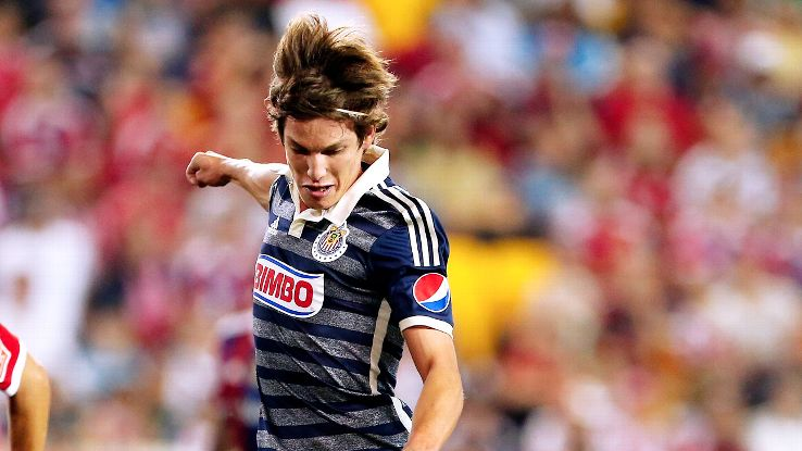 With Angel Reyna out, Carlos Fierro will get a chance to shine for Chivas versus Pachuca.