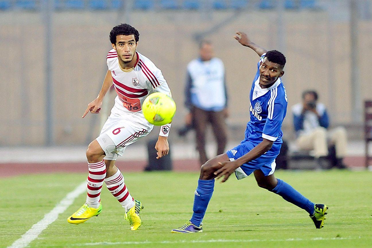LAFC signs Egypt international Omar Gaber on initial loan