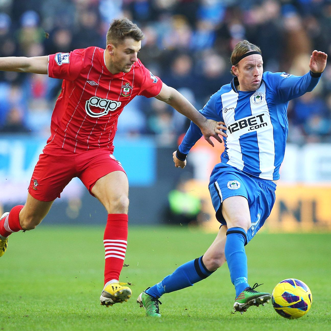 Southampton's entertaining 2-2 draw with Wigan in February 2013 should be the type of contest that supporters can expect when Tottenham meet Everton this season.