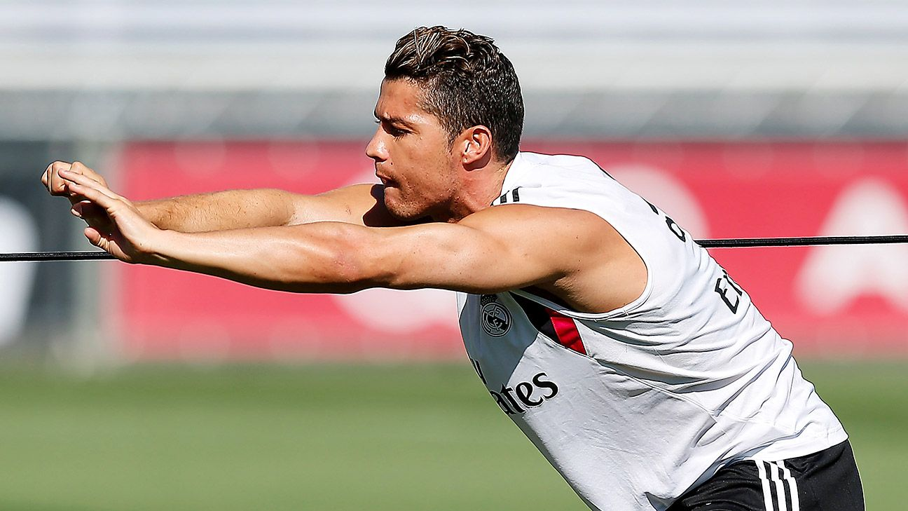 There are sure to be concerns over Cristiano Ronaldo's knee this season at the Bernabeu.