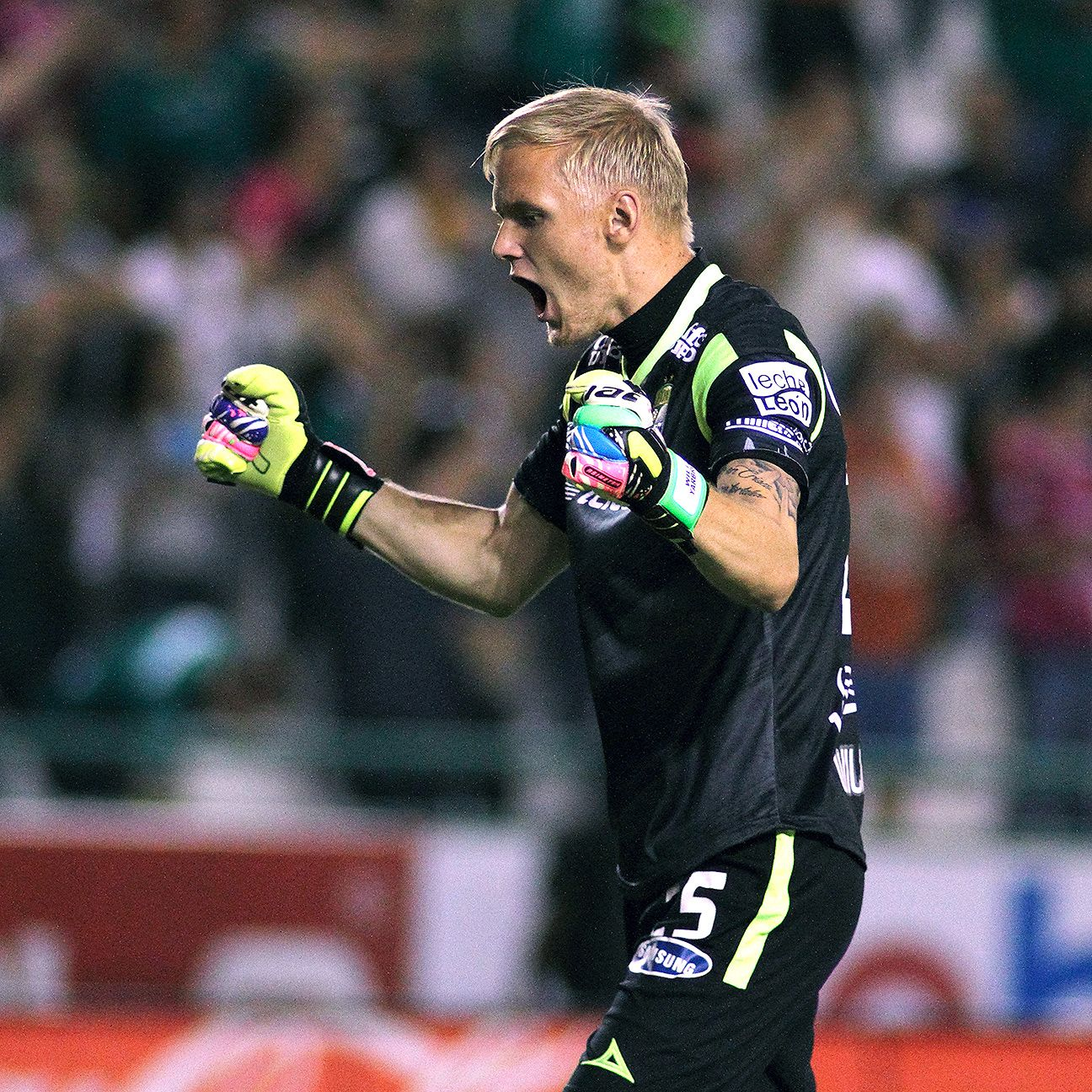 William Yarbrough and Leon will look to build off of last week's 4-0 thrashing of Morelia when they face Chiapas this weekend.