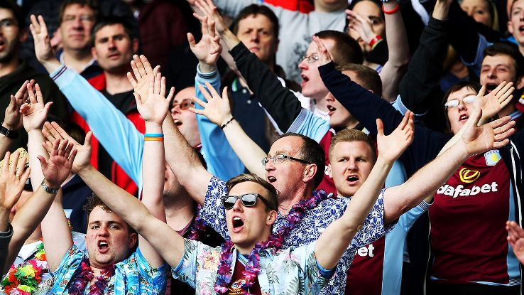 The recent strife between Villa and its fans shows the widening gap between clubs and supporters.