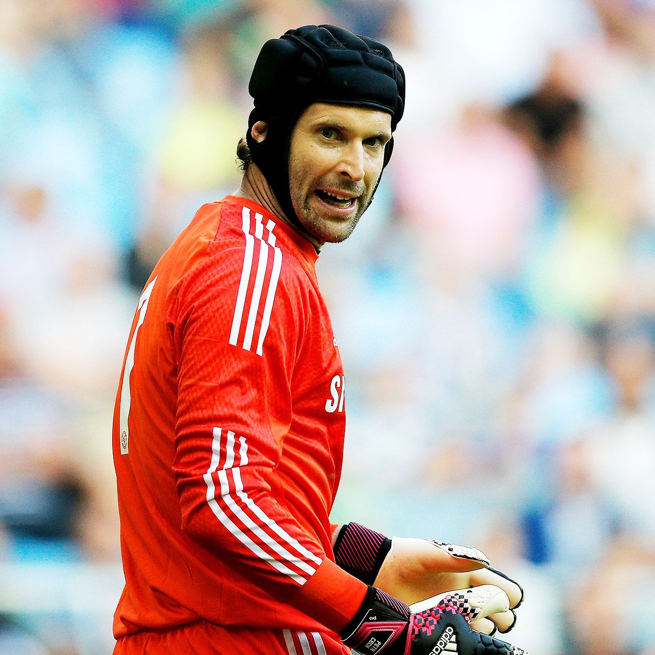 Cech would be a fine addition at Real Madrid but a move doesn't make sense... does it?